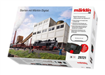 Märklin Digital starter kit - DB 94 damplokomotiv