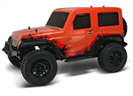 HSP Jeep 4WD 1:10 Orange - Komplet