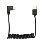 ConnecThor Cable Coiled USB 2.0 - Micro USB