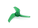AZURE 2540 Racing Propeller 4CW + 4CCW Greenery