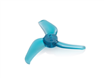 AZURE 2540 Racing Propeller 4CW + 4CCW Teal