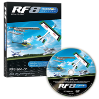 RealFlight RF8 Horizon Hobby - Add-On
