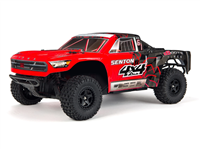 ARRMA Senton Mega 4x4 Brushed Red - RTR