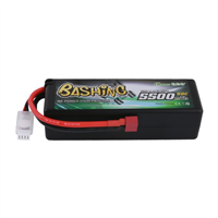3s  5500mAh - 50C - Gens Ace Deans Bashing Series