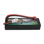 2s  5500mAh - 50C - Gens Ace Bashing Series deans