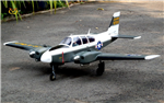VQ Beechcraft Baron US Army version 1.75 m EP / GP
