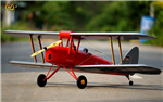 VQ Tiger Moth Red version 1.4m GP / EP