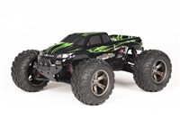 Blackzon Wild Challenger Monster Truck RTR - Grøn