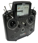 Jeti Duplex DS-12 Multimode Transmitter Sort