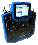 Jeti Duplex DS-12 Multimode Transmitter Blue