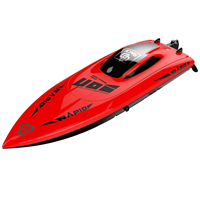 UDI Rapid RC Boat - Rød 2.4 GHz