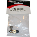 PN56386 HS-81 / 82MG Metal Gear Set