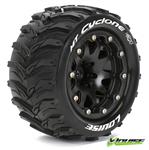 Louise Tire & Wheel MT-Cyclone 3.2 1/2 offset s.