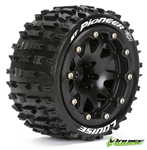 Louise Tire & Wheel ST-Pioneer 3.2 0-offset black