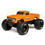 ECX1/10 Amp Crush 2WD MT Brushed RTR Orange