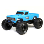 ECX 1/10 Amp Crush 2WD MT Brushed RTR Blue