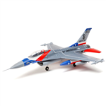 E-Flite F-16 Falcon 64mm EDF BNF AS3X SAFE Vælg
