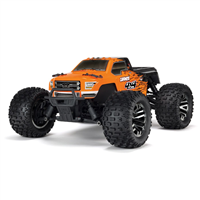 ARRMA Granit BLX 3S 4WD 1/10 orange / sort