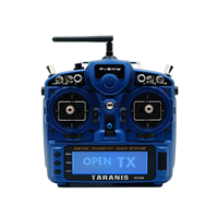 FrSky Taranis X9D Plus 2019 SE Night Blue