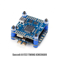 iFlight SucceX-D F7 TwinG + 4in1 50A ESC-stak