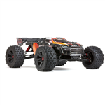ARRMA Kraton 1/5 4X4 8S Speed Monster RTR Orange