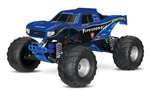 Traxxas BigFoot MT Blue 1/10 2WD: Komplet