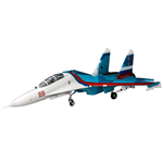 E-Flite Su-30 Twin 70mm EDF BNF AS3X Safe Select
