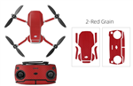 DJI Mavic Mini - Carbon Red Stickers