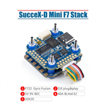 iFlight SucceX-D Mini F7 TwinG + 4in1 40A ESC-stak