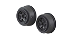 AR510096 SC 2.2/3.0 Wheel 14mm Hex Black (2)