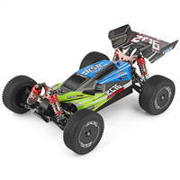 WLToys Buggy RSR 144001-Green 1/14 4WD -Komplet