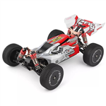 WLToys Buggy RSR 144001-Red 1/14 4WD - Komplet