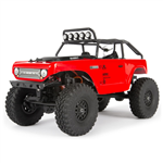 Axial SCX24 Deadbolt Rock Crawler 4WD Red