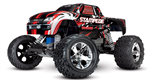 Traxxas Stampede XL-5 RTR WP Red :: Komplet