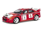 HPI-7448 MITSUBISHI LANCER EVOLUTION BODY (200mm)