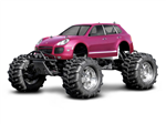 HPI-17512 Porsche Cayenne Turbo Body (Savage / 200