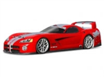 HPI-7473 2003 DODGE VIPER GTS-R BODY (200mm)