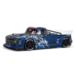 ARRMA Infraction 6S BLX All-Road 1/7-RTR - Blue