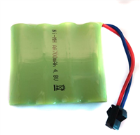 Batteri for HB Rock Crawler - NiMh 700mAh 4.8V