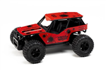 TechToys Metal Beast - 25 km / t - Red