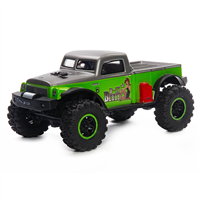 Axial SCX24 B-17 Betty Limited Edition 4WD Grøn