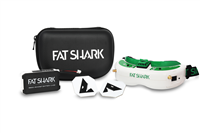 Fat Shark Attitude V6-headset