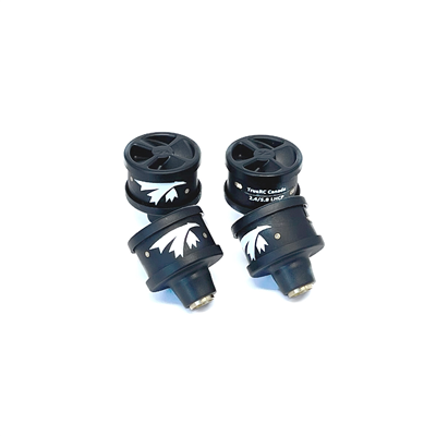 TrueRC Duality 2.4/5.8 Stubby 4-Pack for DJI FPV