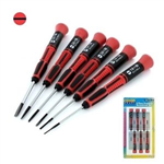 6 Piece Slotted Precision screwdriver set PSD1600