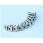 VRX-TCSS48 VTX Ti CS Screws 4x8mm (10)